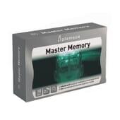 Master Memory 30 Caps de Plameca