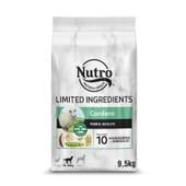 Limited Ingredient Diet Perro Adulto Razas Medianas Cordero 9.5 Kg de Nutro