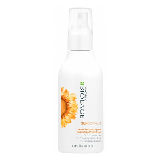 Sunsorials Sun Protective Hair Dry-Oil 150 ml de Biolage