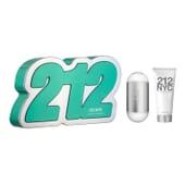 212 EDT Lote 2 pz de Carolina Herrera