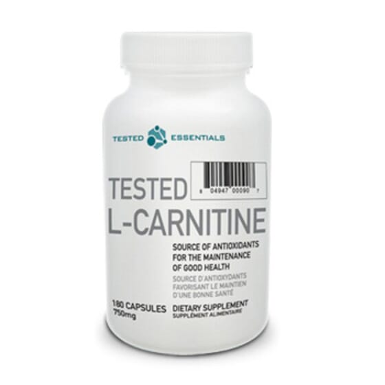 TESTED L-CARNITINE - TESTED NUTRITION