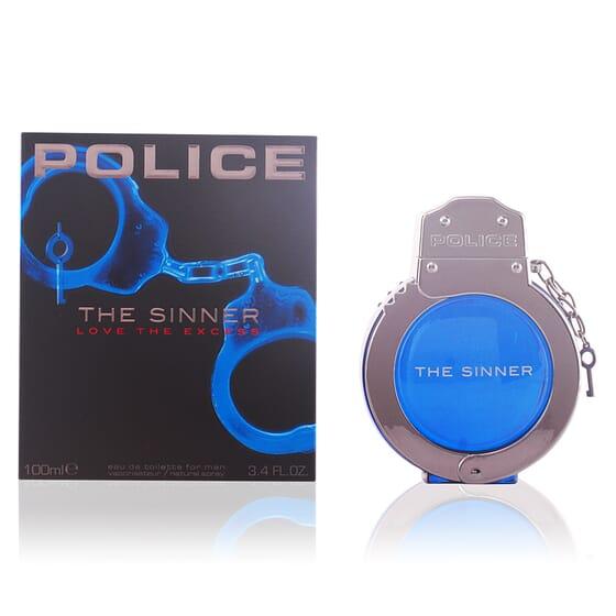 The Sinner Man EDT Vaporizador 100 ml da Police