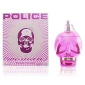 To Be Woman EDP Vaporizador 75 ml da Police