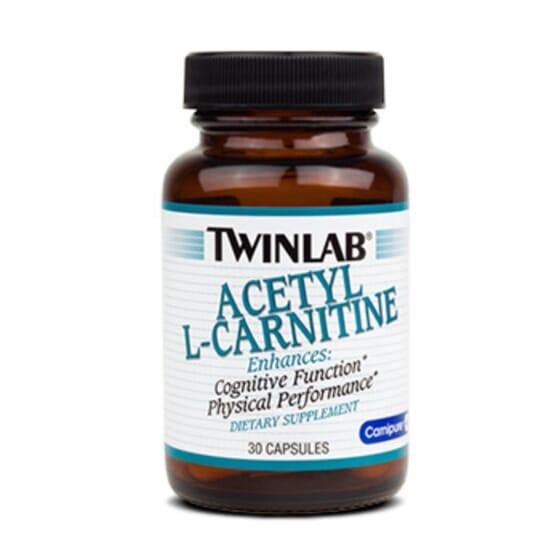 Acetyl L-Carnitine 120 Caps da Twinlab