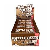 Battle Bites 62g 12 Barritas de Battle Snacks