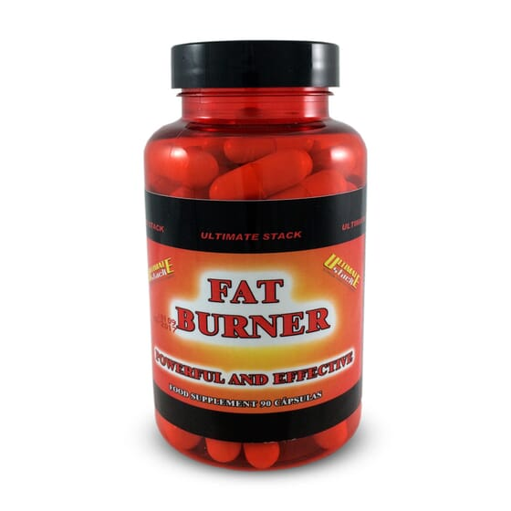 FAT BURNER 90 Caps - ULTIMATE STACK