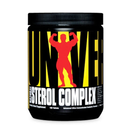 Natural Sterol Complex 180 Tabs de Universal Nutrition