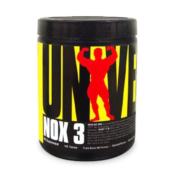 NOX-3 180 Tabs - UNIVERSAL NUTRITION