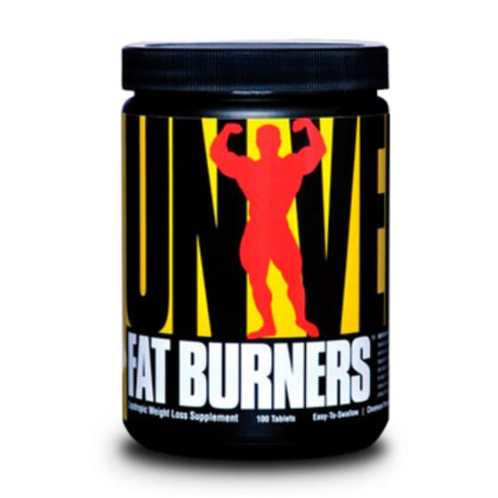 Fat Burners 110 Tabs da Universal Nutrition