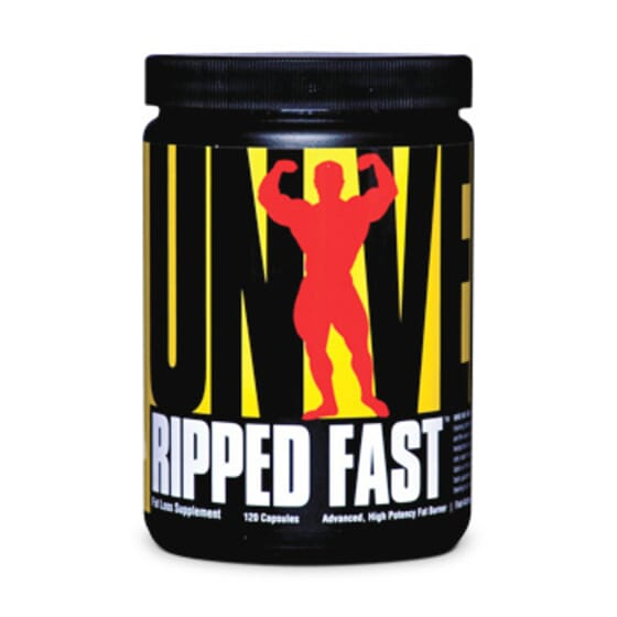 Ripped Fast 120 Caps de Universal Nutrition