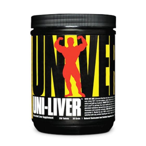 Uni Liver 500 Tabs da Universal Nutrition