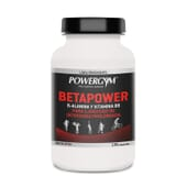 Betapower 120 Caps da Powergym