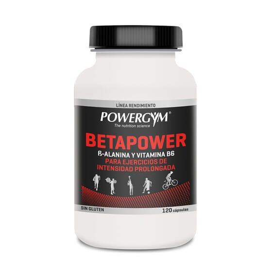 Betapower 120 Caps de Powergym