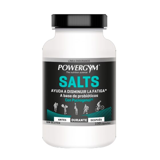 Salts 30 Caps de Powerym