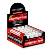 MAGNESIUM PLUS 30 Ampolas de 15 ml PowerGym