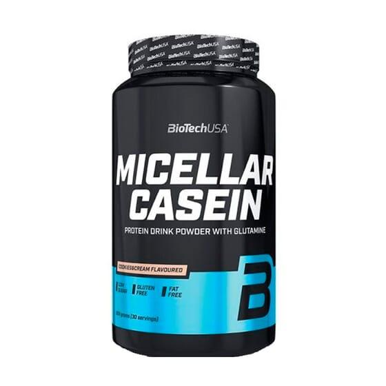 Micellar Casein  908g de Biotech USA
