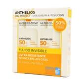 Anthelios Fluide Invisible SPF50+ Duo 2 x 50 ml de La Roche Posay