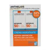 Anthelios Creme Hidratante SPF50+ Duplo 2 x 50 ml da La Roche Posay