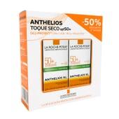 Anthelios Anti-Brillos Spf50+ Duplo 2 Uds de 50 ml de La Roche Posay