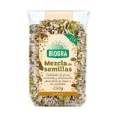 Mistura de Sementes 250g da Biogra