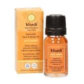 Huile pour Visage et Corps Anti-Âge 10 ml de Khadi