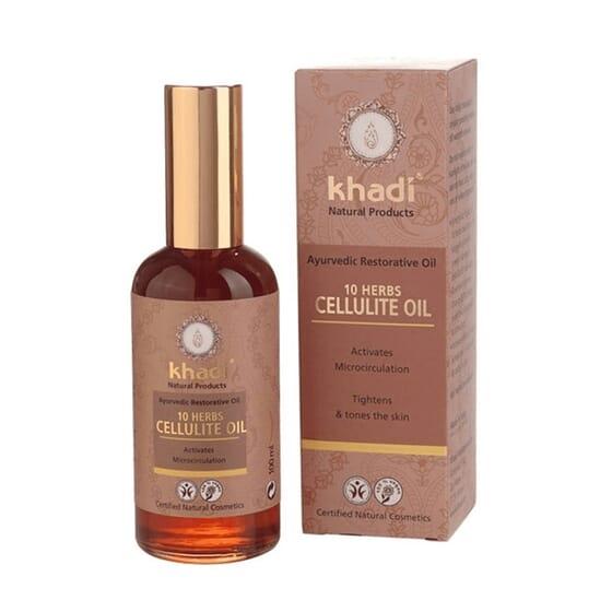 Huile pour le Corps Anticellulite 10 ml de Khadi