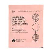 Máscara Monodose Hidratante e Clarificante  15 ml de Biofficina Toscana