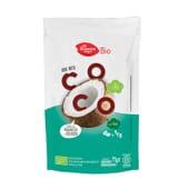 Copos De Coco Tostados Snack Bio 80g de El Granero Integral