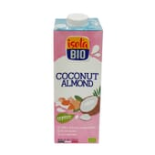Bebida De Coco Con Almendras Bio 1 Litro de Isola Bio