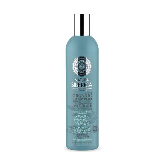 Shampooing Naturel Cheveux Secs Bio 400 ml de Natura Siberica
