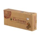 Incenso Kastoori Orgânica  15g da Goloka