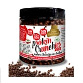 Protein Crunchies Chocolate Con Avellanas 170g de Protella
