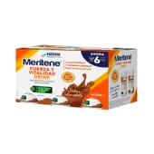 Meritene Drink Fuerza Y Vitalidad 125 ml 6 Uds de Meritene