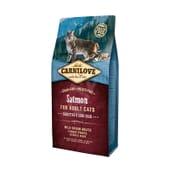 Pienso Para Gato Adulto Salmón 6 Kg de Carnilove
