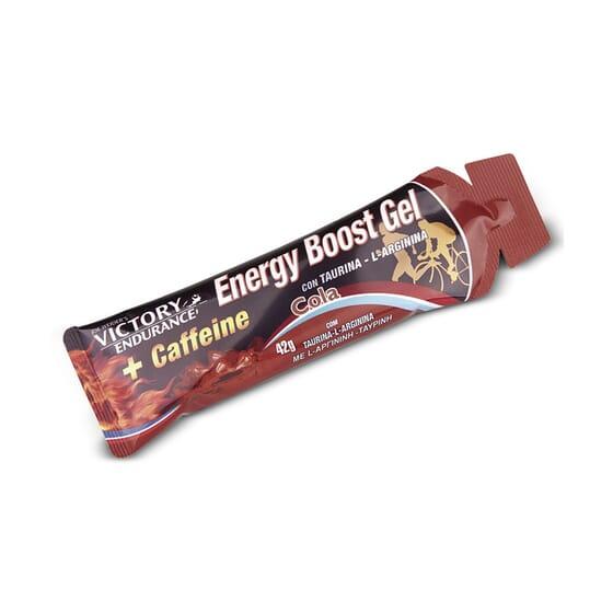 Energy Boost Gel + Caffeine 42g da Victory Endurance