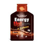 ENERGY UP! + CAFFEINE 24 x 40g - VICTORY ENDURANCE