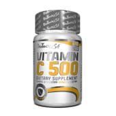 Vitamin C 500 - 120 Tabs da Biotech USA