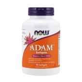 Adam 90 Perlas de Now Foods