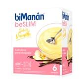 BeSlim Sobremesa De Baunilha  50g 6 Saquetas da Bimanán
