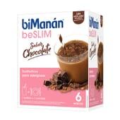 BeSlim Batido De Chocolate  6 Unds 50g da Bimanán
