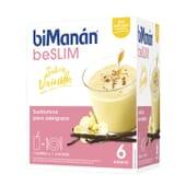 Beslim Batidos Vainilla 55g 6 Sobres de Bimanán