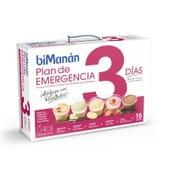 Plan De Emergencia 3 Días 44g 15 Sobres de Bimanán