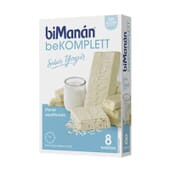 Bekomplett Barrita Yogurt 8 Barritas de Bimanán