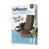 Bekomplett Barrita Chocolate Crujiente 35g 8 Barritas de Bimanán