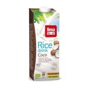 Bebida De Arroz Y Coco 200 ml de Lima