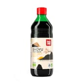 Shoyu 28% Menos Sal  500 ml da Lima