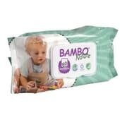 Toalhitas Húmidas  80 Uds da Bambo