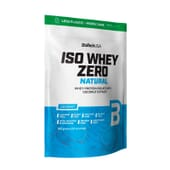 Iso Whey Zero Lactose Free Natural 500g de Biotech USA