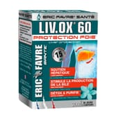 Liv.Ox 60 Protection Foie 60 Tabs de Eric Favre Sport