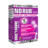 No Rub 'Flash 12 Viales de 10 ml de Eric Favre Sport
